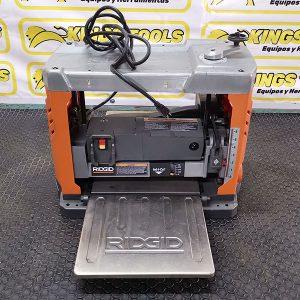 Cepillo Para Madera Ridgid Modelo. R4331