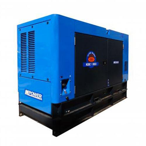 Generador Eléctrico Diesel 19 KVA