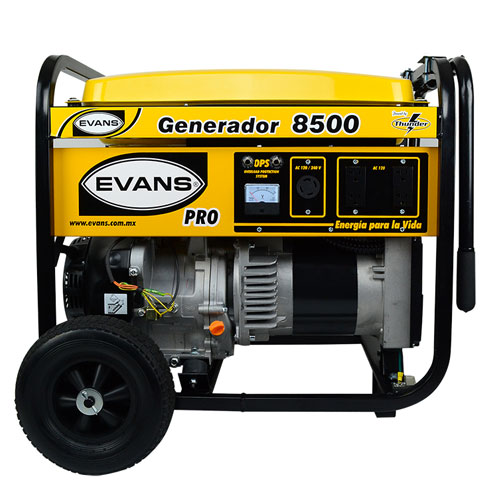 Generador de energia 7500 watts 8500 watts