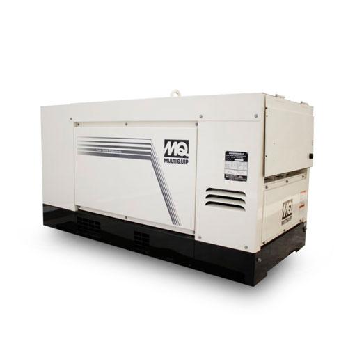 Generador estacionario 25 KVA Multiquip