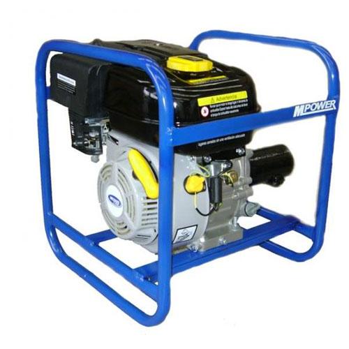 Vibrador de concreto a gasolina Mpower