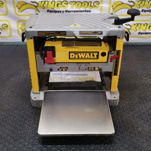 Cepillo Portatil Dewalt DW734